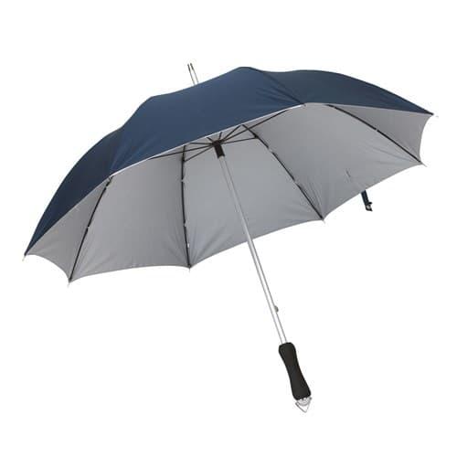 Image of   Billig blå paraply skærm på 106 cm - Twice
