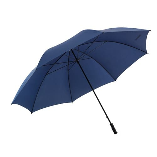 Stor paraply blå