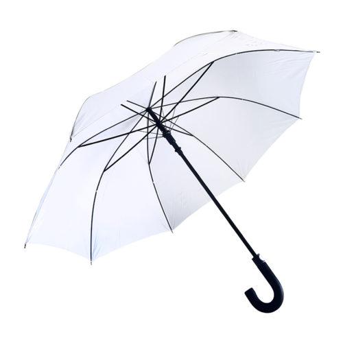 Image of   Hvid paraply bryllup eller fotoshow gratis fragt - Luna