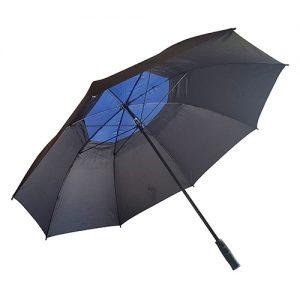 golfparaply blå