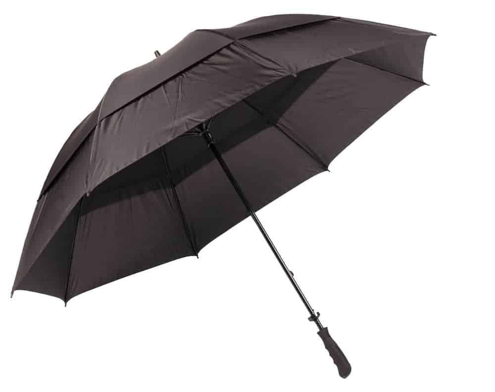 Image of Golfparaply to skærme & godt håndtag 239 Kr - Huge