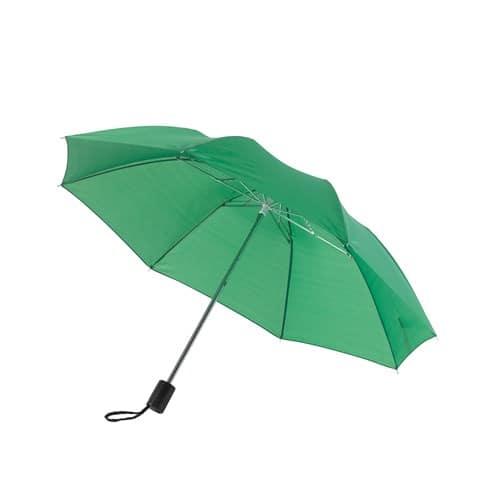 Image of   Grøn taskeparaply til blot 75 kr fragt fra Kr. 25 - Prime