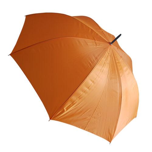 orange paraply