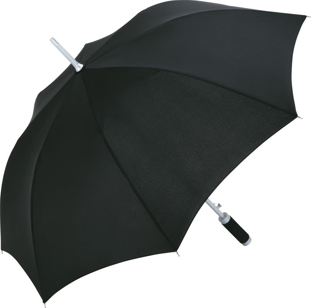 Billede af Sort paraply tilbud automatisk diameter 105 cm - Philadelphia