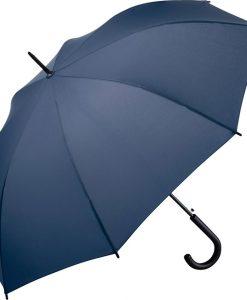 billig paraply navy blå