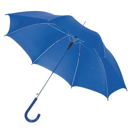 Image of   Den blå paraply med stor diameter på 103 cm - Disco