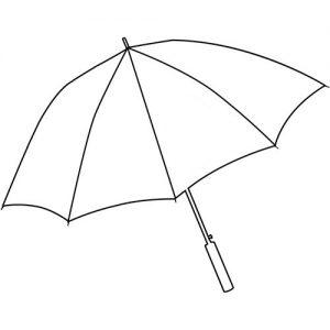 Billig klassisk paraply