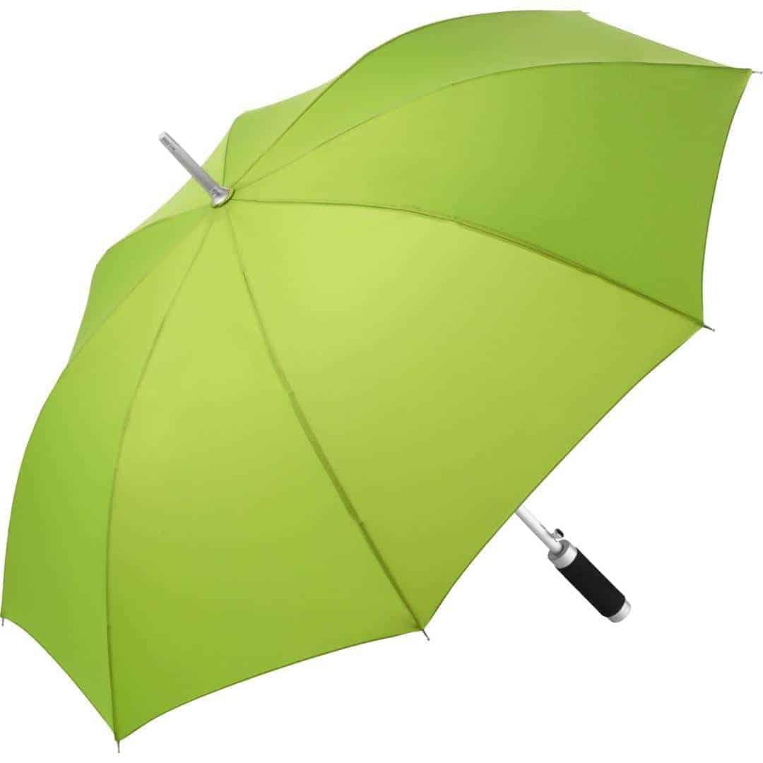 Image of Lime grøn golf paraply til bagagerummet - Philadelphia