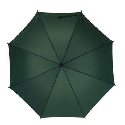 Mørke grøn golfparaply