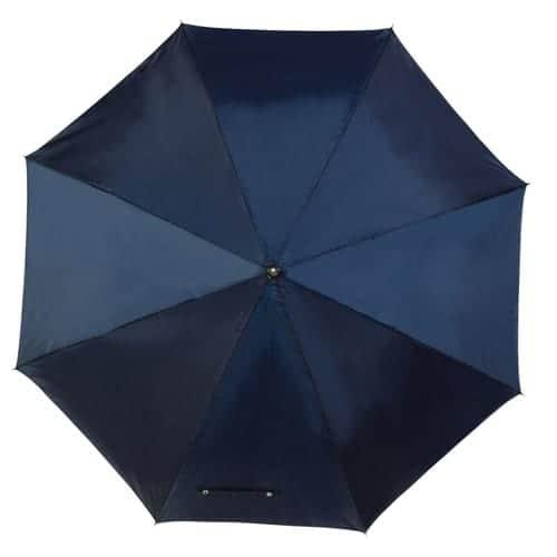 Image of   Blå golfparaply stor skærm på 125 cm - Jeannett