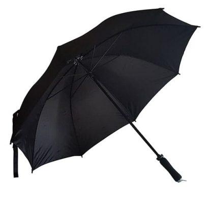 sort golf paraply