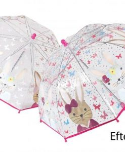 børne paraply Kanin