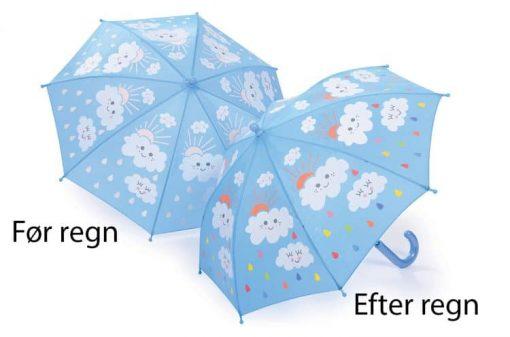 paraply til børn
