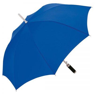 euro blå paraply
