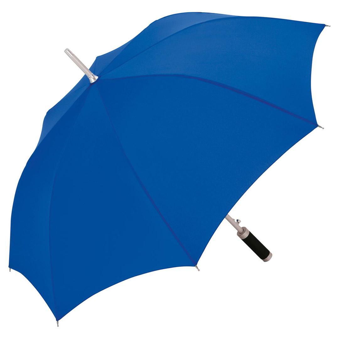 Image of   Tilbud på euro blå paraply diameter 105 cm - Philadelphia