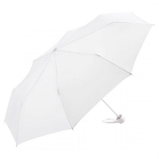 hvide taskeparaplyer
