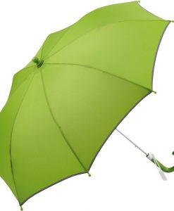 børneparaply grøn