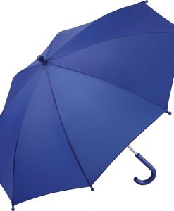 blå børneparaply