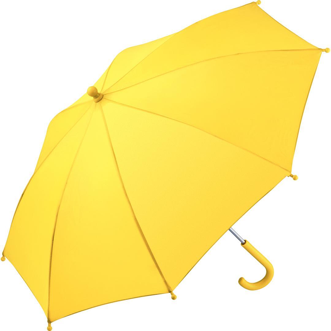 Image of Børneparaply gul køb for 150 kr og få fragtfrit - Malthe