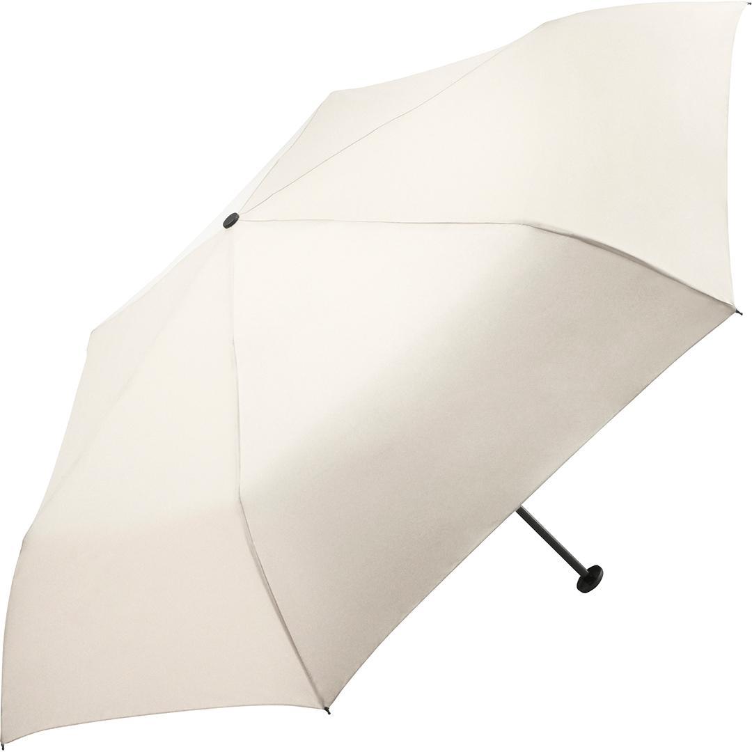 Image of Let paraply i farven creme vægten er kun 95 gram - Ultra let