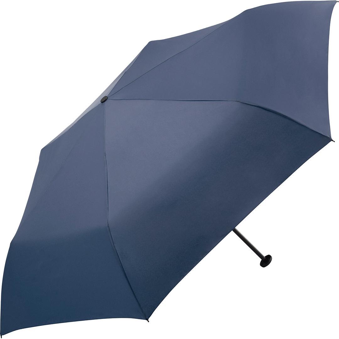 Image of Mini navy paraply meget lille paraply kun 95 gram og 20 cm - Ultra let