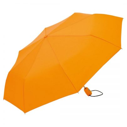 stor orange taskeparaply