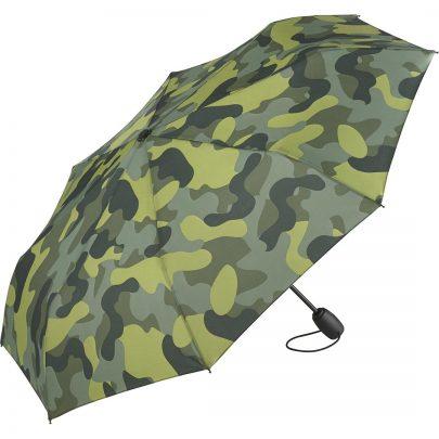 Camouflage taskeparaply