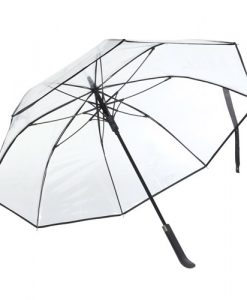 gennemsigtige paraplyer