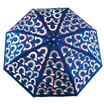 regnbue børne paraply