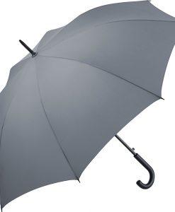 Automatisk grå golfparaply