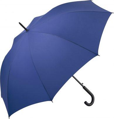 stor konge blå paraply