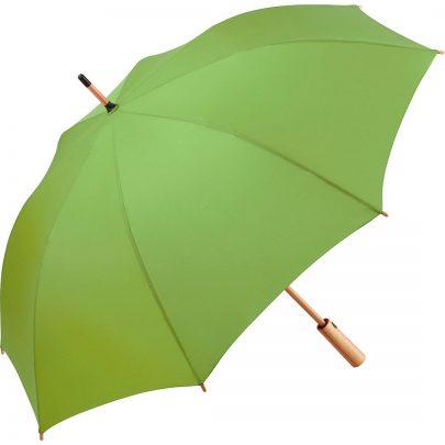 Miljøvenlig paraply lyse grøn