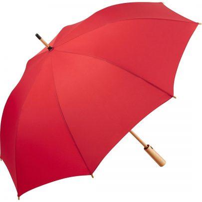 Miljøvenlig paraply rød