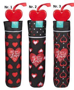 Kærligheds taskeparaply